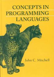 Concepts In Programming Languages Book PDF