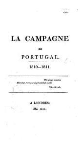 La Campagne de Portugal 1810-1811