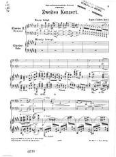 Zweites Concert, op. 12