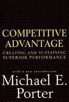 Competitive Advantage PDF
