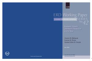 Economic Growth and Poverty Reduction in Viet Nam PDF