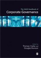 The SAGE Handbook of Corporate Governance PDF