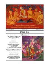 NBS#44: 'Gopi-gita': **Radhastami Special Edition**