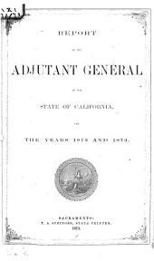 Quadrennial Report of the Adjutant General