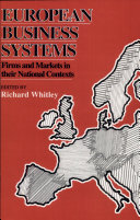 European Business Systems