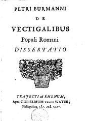 De vectigalibus populi Romani