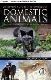 Genetics and the Behavior of Domestic Animals: Chapter 12. Genetics and Animal Welfare, Edition 2