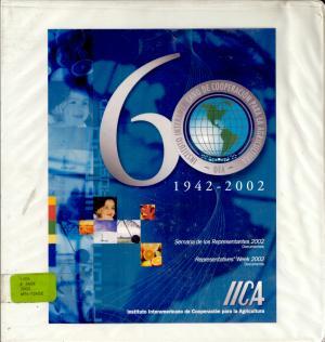 60 Instituto Interamericano de Cooperacion Para la Agricultura 1942   2002 PDF