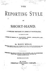 The Reporting Style of Short hand PDF