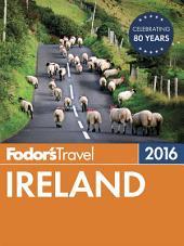 Fodor's Ireland 2016
