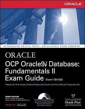 OCP Oracle9i Database  Fundamentals II Exam Guide PDF