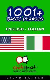 1001+ Basic Phrases English - Italian
