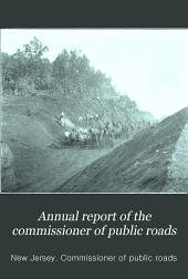 Annual Report of the Commissioner of Public Roads: Volume 9, Part 1902