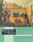 Sources of the West Book