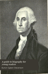 A Guide to Biography, for Young Readers: American--men of Action