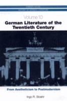 German Literature of the Twentieth Century PDF