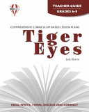 Tiger Eyes Teacher Guide PDF