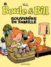 Boule et Bill - Tome 8 - Souvenirs de famille