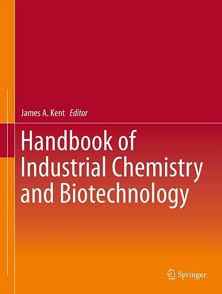 Handbook of Industrial Chemistry and Biotechnology PDF