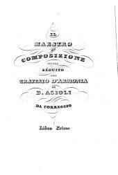 Il Maestro Di Composizione: Ossia Seguito Del Trattato D'Armonia, Volume 1