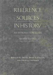 Reference Sources in History PDF