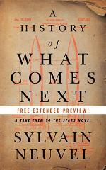 A History of What Comes Next Sneak Peek