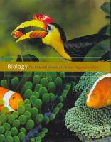 Biology  The Unity and Diversity of Life PDF