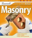 Sunset You Can Build  Masonry PDF
