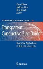 Transparent Conductive Zinc Oxide