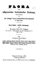 Flora, oder, Botanische Zeitung: welche Recensionen, Abhandlungen, Aufsätze, Neuigkeiten und Nachrichten, die Botanik betreffend, enthält, Band 56