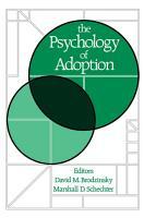 The Psychology of Adoption PDF