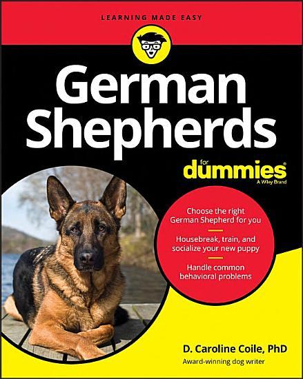 German Shepherds For Dummies PDF
