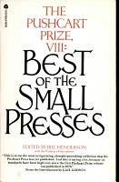 The Pushcart Prize VIII PDF