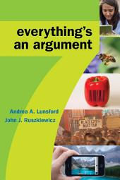 Everything's an Argument: Edition 7
