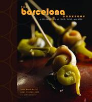The Barcelona Cookbook PDF