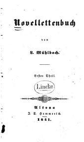Novellettenbuch: Band 1