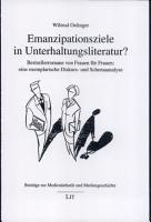 Emanzipationsziele in Unterhaltungsliteratur  PDF