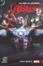 All-New, All-Different Avengers Vol. 3: Civil War II