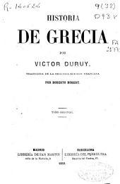 Historia de Grecia: Volumen 2