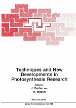 Techniques and New Developments in Photosynthesis Research