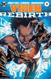 Justice League of America: Vixen Rebirth (2017-) #1