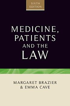 Medicine  patients and the law PDF