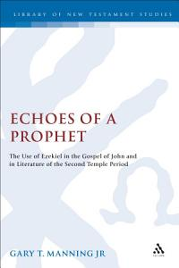 Echoes of a Prophet Book