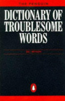 Download The Penguin Dictionary of Troublesome Words Book
