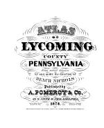Atlas of Lycoming County, Pennsylvania