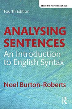 Analysing Sentences PDF