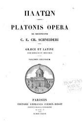 Platonis opera: Volume 2