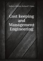 Cost keeping and Management Engineering PDF