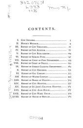 Municipal Reports