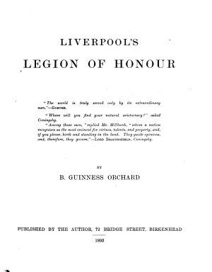 Liverpool s Legion of Honour